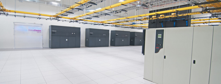 IBM data center